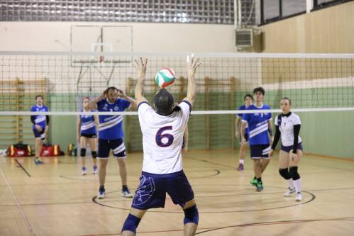 Misto CSI: SBT Volley CLAI - ORSA Olimpia Revolution 3-0