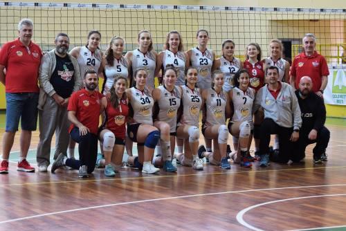 Under 16 Reg: ottavo posto alle finali nazionali per VTB Pianamiele