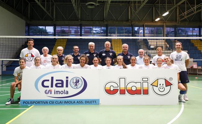 Che squadra, la Clai