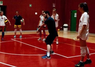 Riccardo Santini, coach della Serie D