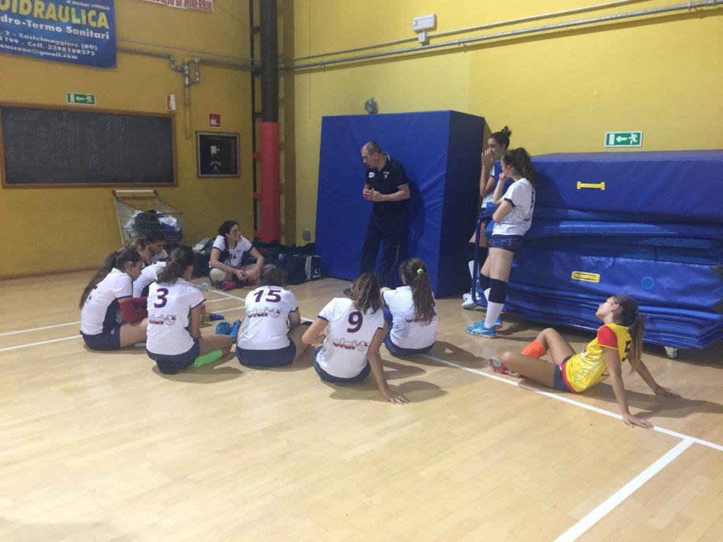 Seconda Div: Volley Pianura - Csi Clai Imola 3-2