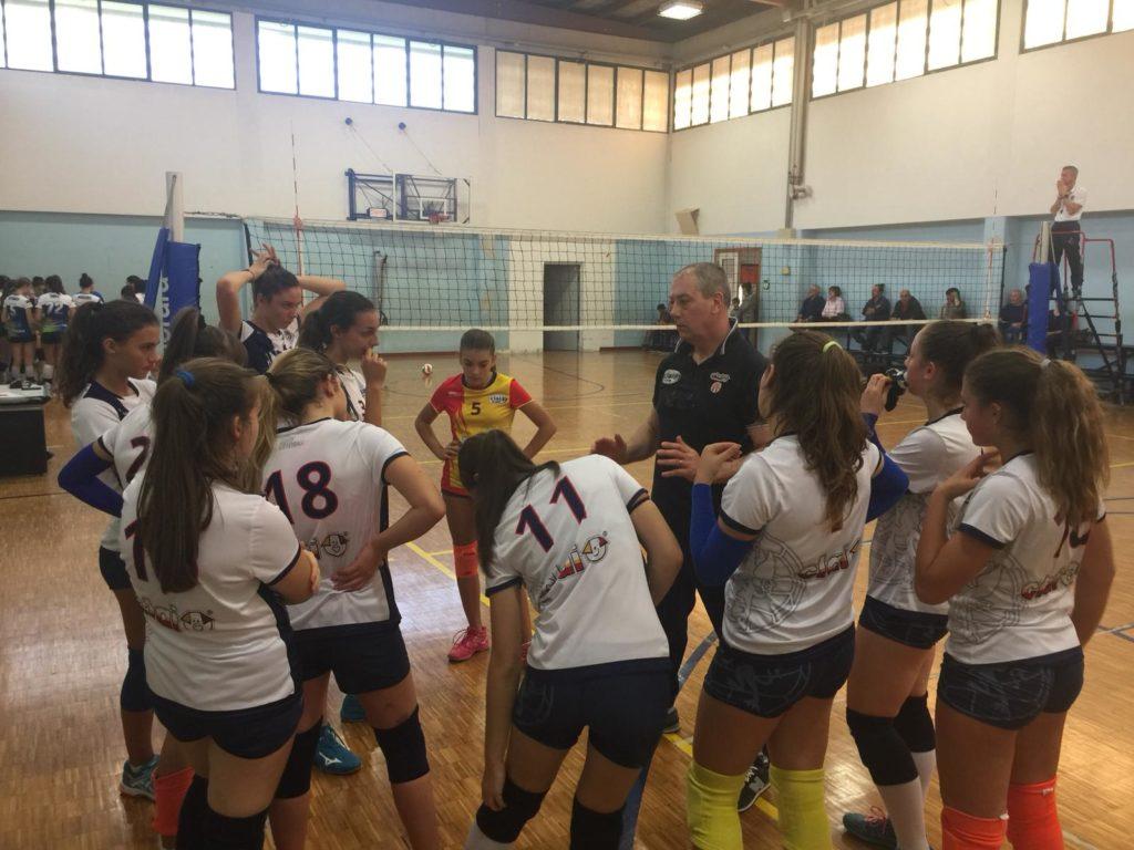 Under 16: Calderara Volavolley A – Csi Clai Imola A 3-0