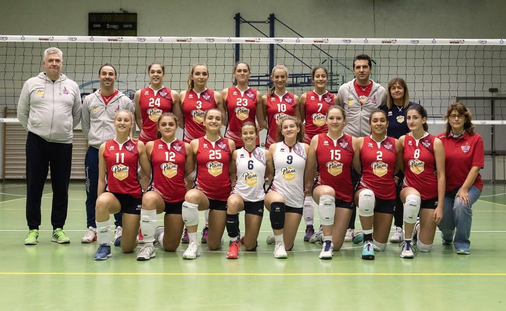 Under 18: Vtb Pianamiele Clai - Romagna In Volley 3-0