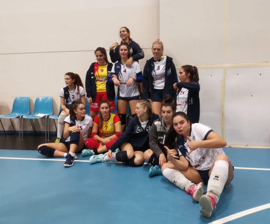 Serie D: Studio Montevecchi - Granarolo Volley 1-3