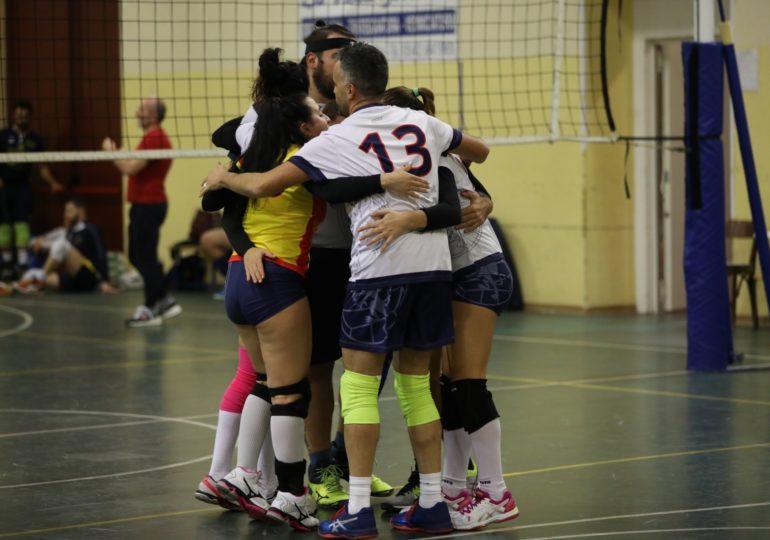 Misto CSI: SBT Volley Imola - Volley Academy VAMB 3-0