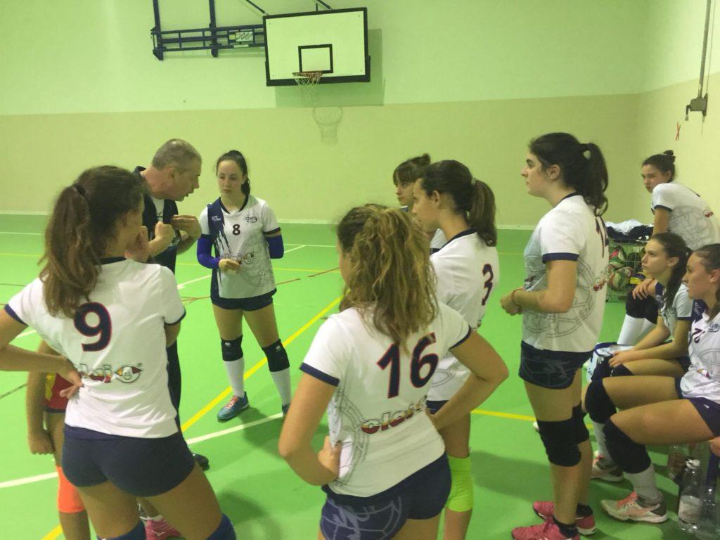 Under 16A: Castenaso San Lazzaro A - Csi Clai Imola A 3-0