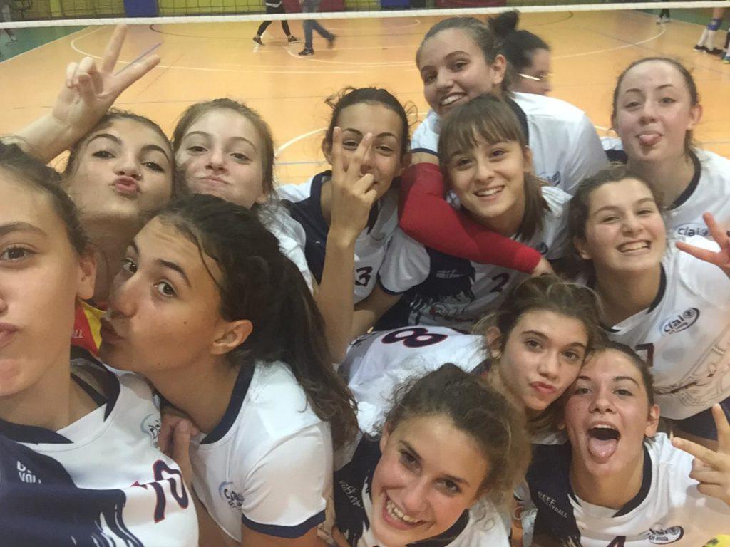 Under 16A: Csi Clai Imola A - Progresso Eurotec 3-0