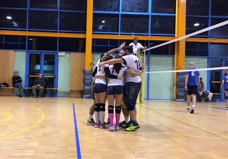 Misto CSI: Oratorio Murialdo - SBT Volley Imola 2-3