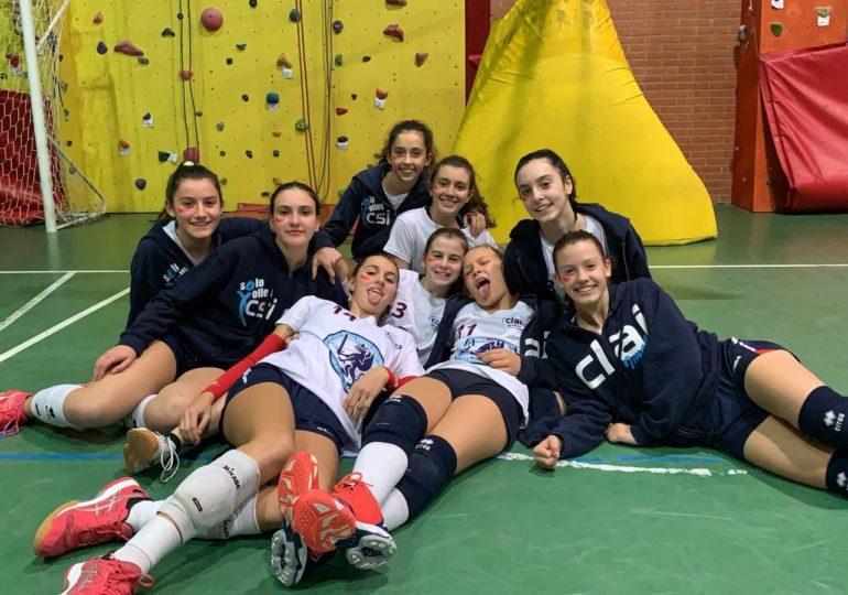 Under 14: Masi Volley A - Clai Morsiani 3-1