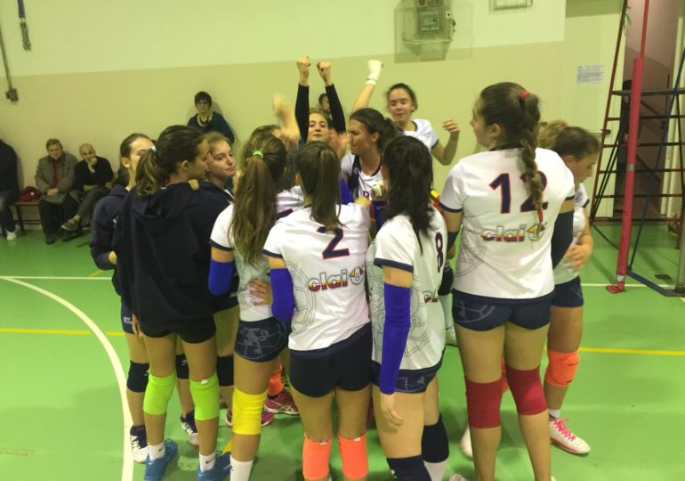 Under 16: Csi Clai Imola A - Maccagnaniferro Molinella 3-1