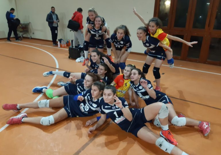 Under 16: Pgs Welcome - Clai Morsiani 2-3