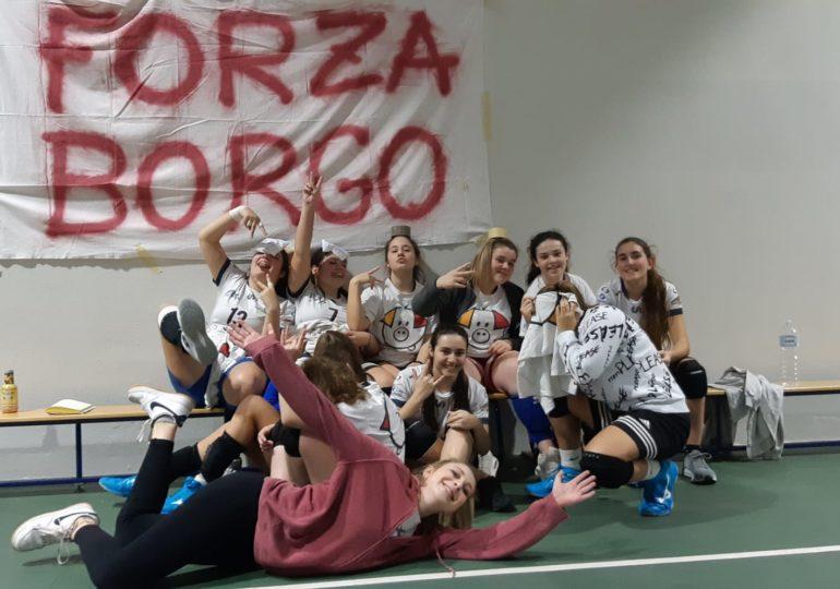 Under 18 CSI: Riolo Volley - CSI Clai Imola 3-0