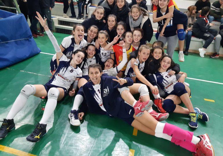 Torneo Rovereto U14: Grande Clai Morsiani approda in semifinale