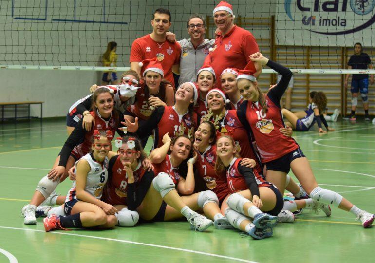 Under 18: VTB Pianamiele CLAI - Moma Anderlini  3-2