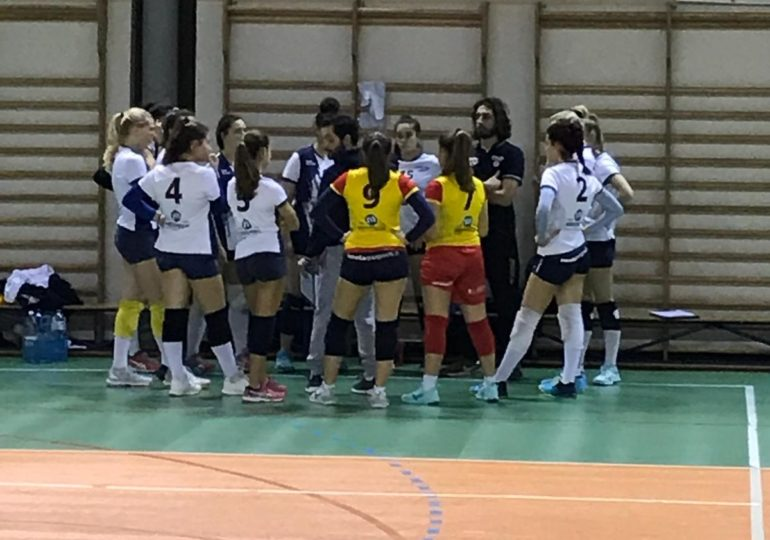 Serie D: Future Smart Volley - Studio Montevecchi 2-3