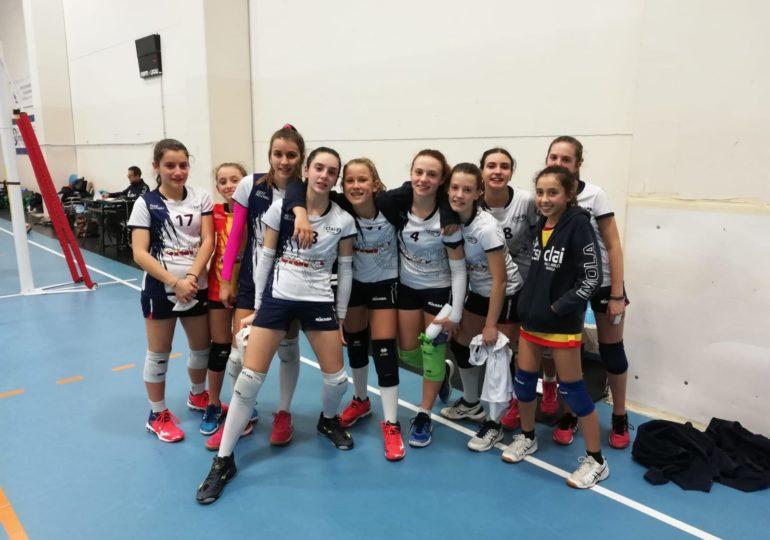 Under 14: Clai Morsiani - Masi Volley A 0-3