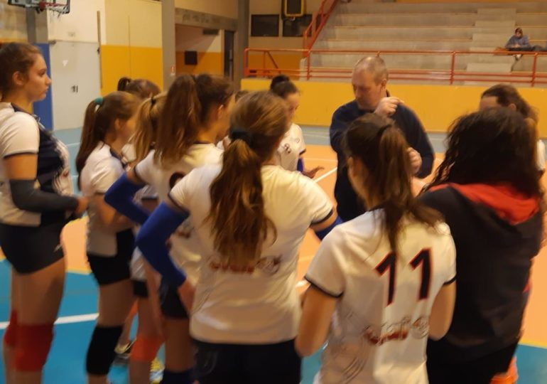 Under 16: Valsamoggia Volley - Csi Clai Imola A 3-0