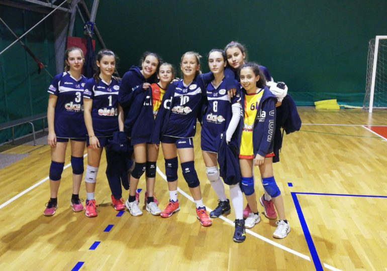 Under 16B: Altedo Molinella - Clai Morsiani 3-2