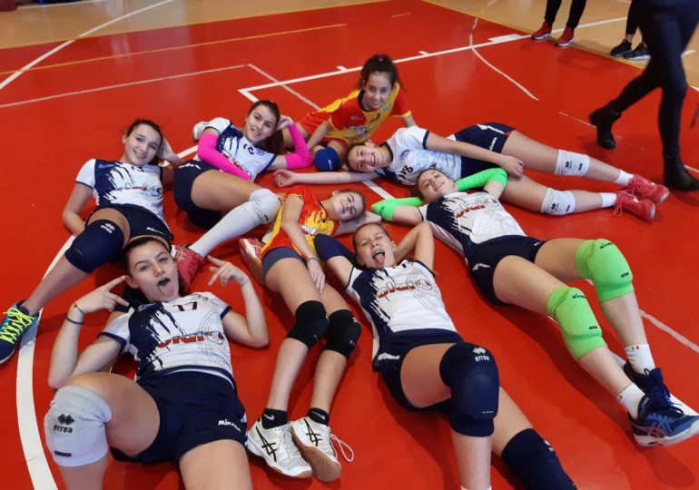 Under 14: Castenaso Volley A - Clai Morsiani 0-3