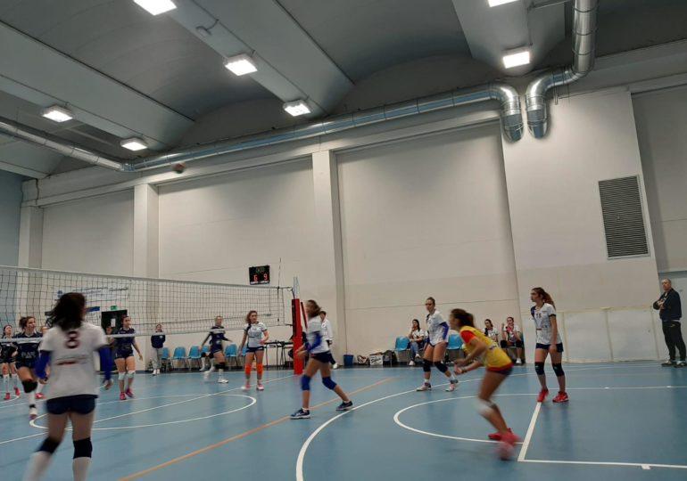 Seconda Div: Csi Clai Imola - Far Castenaso Volley 3-1
