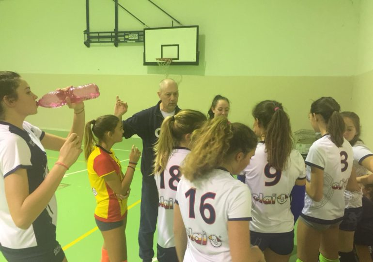 Under 16: Csi Clai Imola A - Calderara Volavolley A 3-1