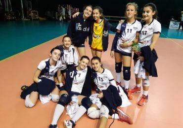 Under 14: Volley Team Bologna - Clai Morsiani 3-1