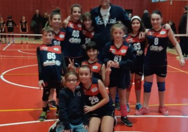 Cavicchi Misto: Csi Clai - Yz Volleybol 4-0