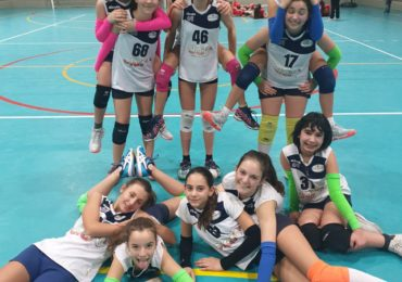 Under 14 CSI: Riolo Volley - CLAI Vitaldent Imola 0-3