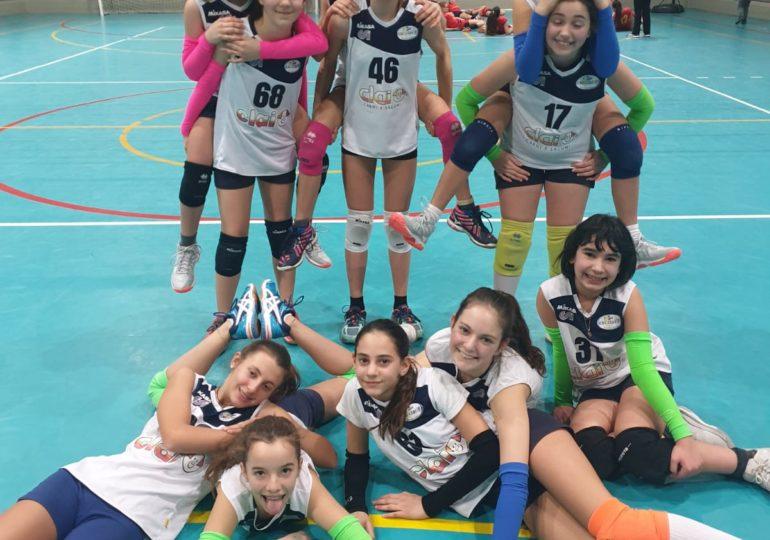Under 14 CSI: Riolo Volley - CLAI Vitaldent Imola 0-3