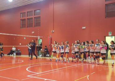 Under 13: Clai Vitaldent - Granarolo Volley 2-1