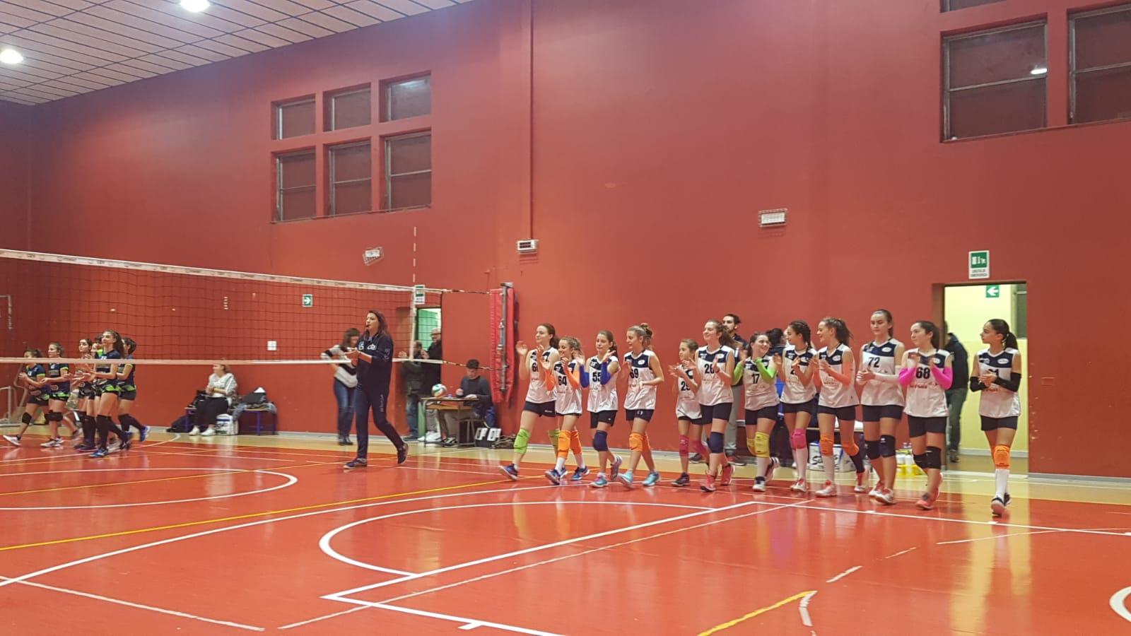 Under 13: Clai Vitaldent - Granarolo Volley 2-1