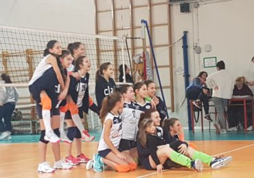 Under 13: Masi Volley - Clai Vitaldent 3-0