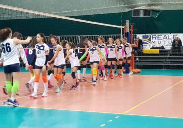 Under 13: Idea Volley Ozzano - Clai Vitaldent 3-0