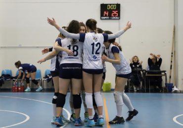 Serie D: Studio Montevecchi - Asd Russi Volley 2-3