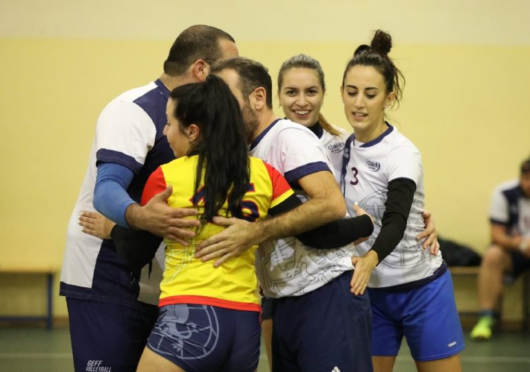 Misto CSI: Riolo Speed Volley - SBT Volley Imola 3-0