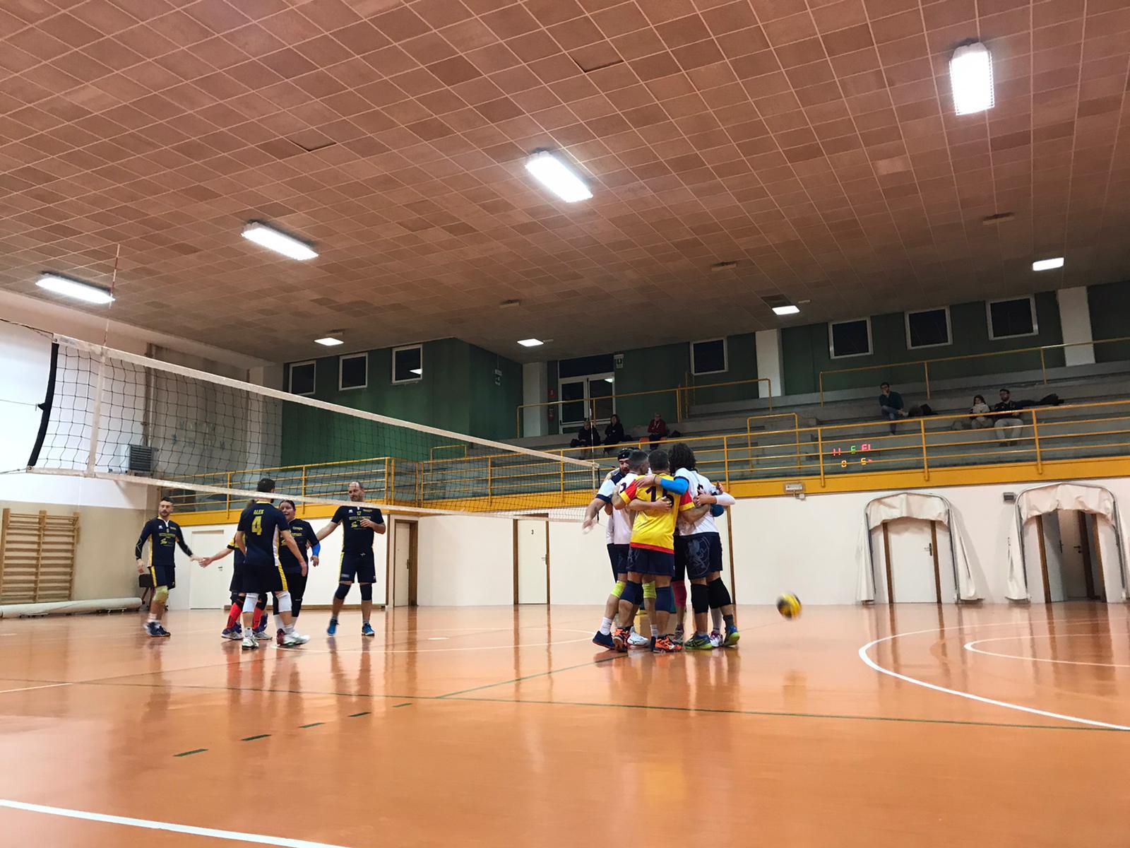 Misto CSI: Anspi San Sebastiano - SBT Volley Imola 3-0