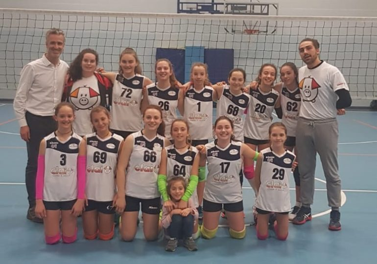 Under 13: Clai Vitaldent Imola - Triumvirato Atletico 3-0