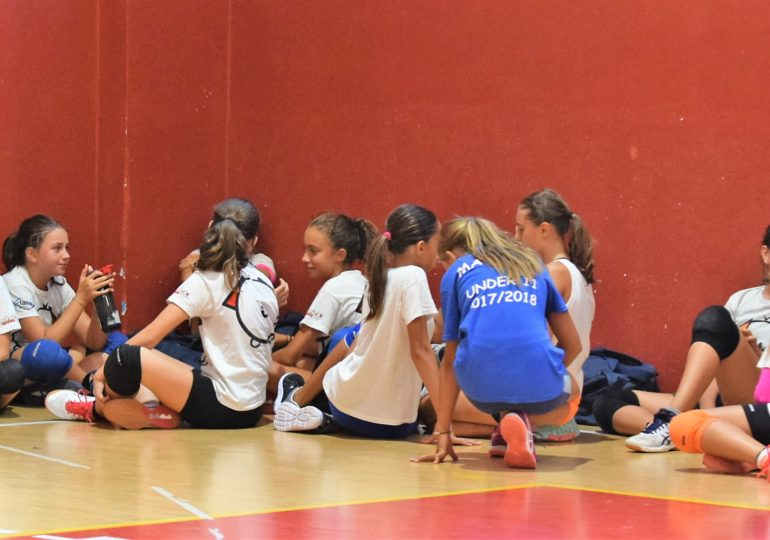 Under 14 CSI: Clai Vitaldent Imola - Riolo Volley 2-1