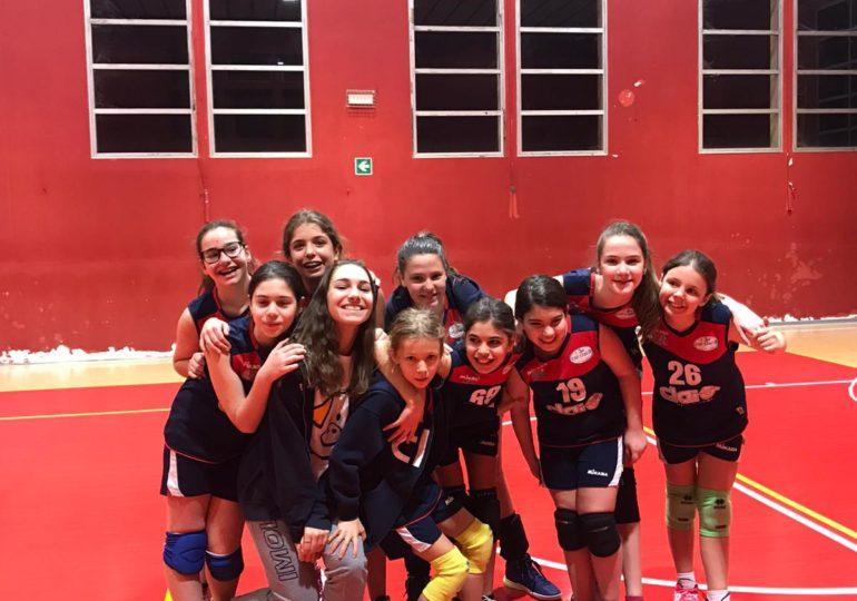 Cavicchi F: Csi Clai - Molinella Volley 2-2