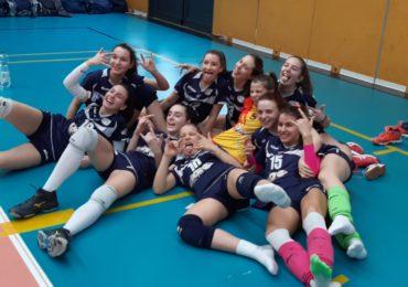 Terza Div: Castenaso Volley - Csi Clai Morsiani 0-3
