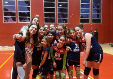 Cavicchi F: Csi Clai - Granarolo Volley 2009 B 4-0