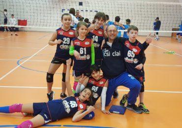 Cavicchi Misto: Yz Volleybol - Csi Clai 0-4