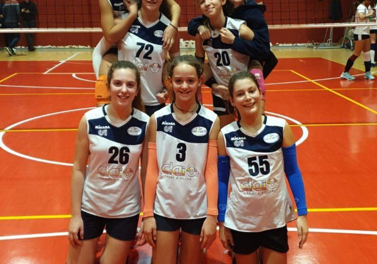 Under 13: Clai Vitaldent - Pontevecchio Sysdata A 1-2