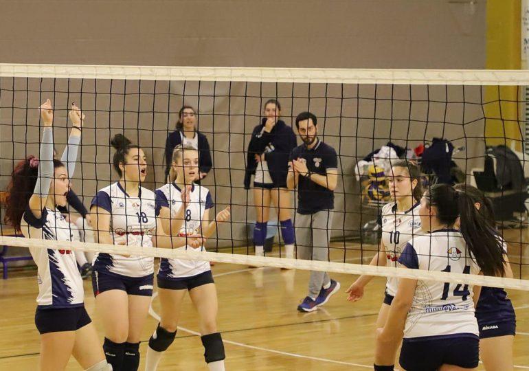 Serie D: Granarolo Volley - Studio Montevecchi 3-1