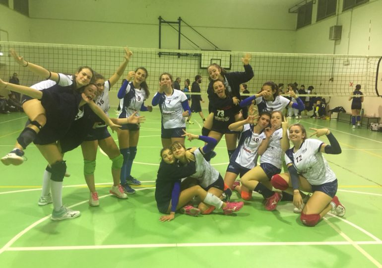 Under 16: Csi Clai Imola - Uisp Imola Volley 3-0