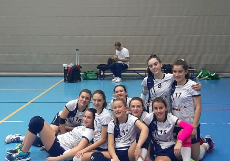 Young Volley U14: A Ravenna solo un set per Clai