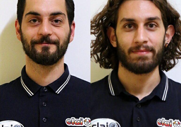 Santini e Gambone per guidare Serie D e Under 19
