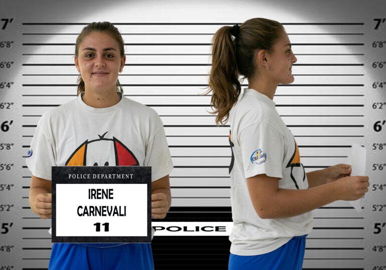 Sotto-interrogatorio: Irene Carnevali