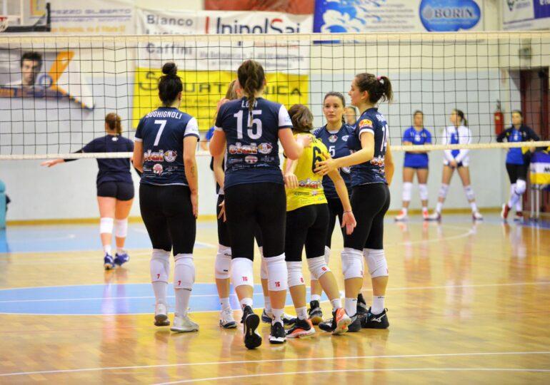 La Clai cade al tie-break a Porto Mantovano