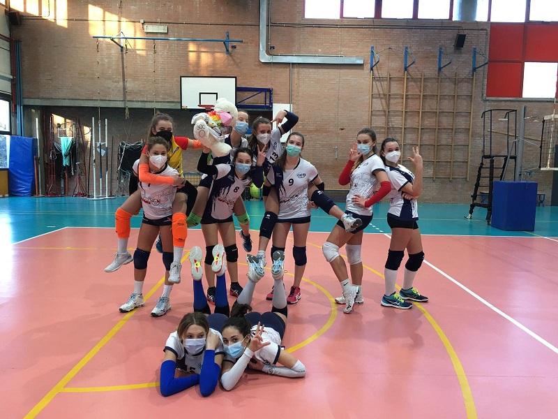 Castenaso Volley B — Csi Clai Imola B